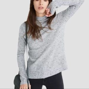 Madewell donegal inland turtleneck Sweater XXS